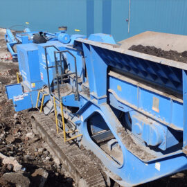 CSM Leicester Crusher Hire