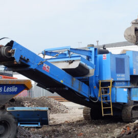Crusher Leicester