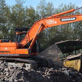 CSM Excavator